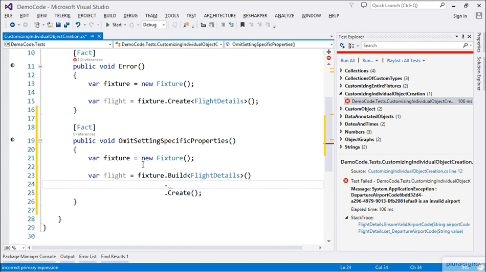 Better .NET Unit Tests with AutoFixture Get Started